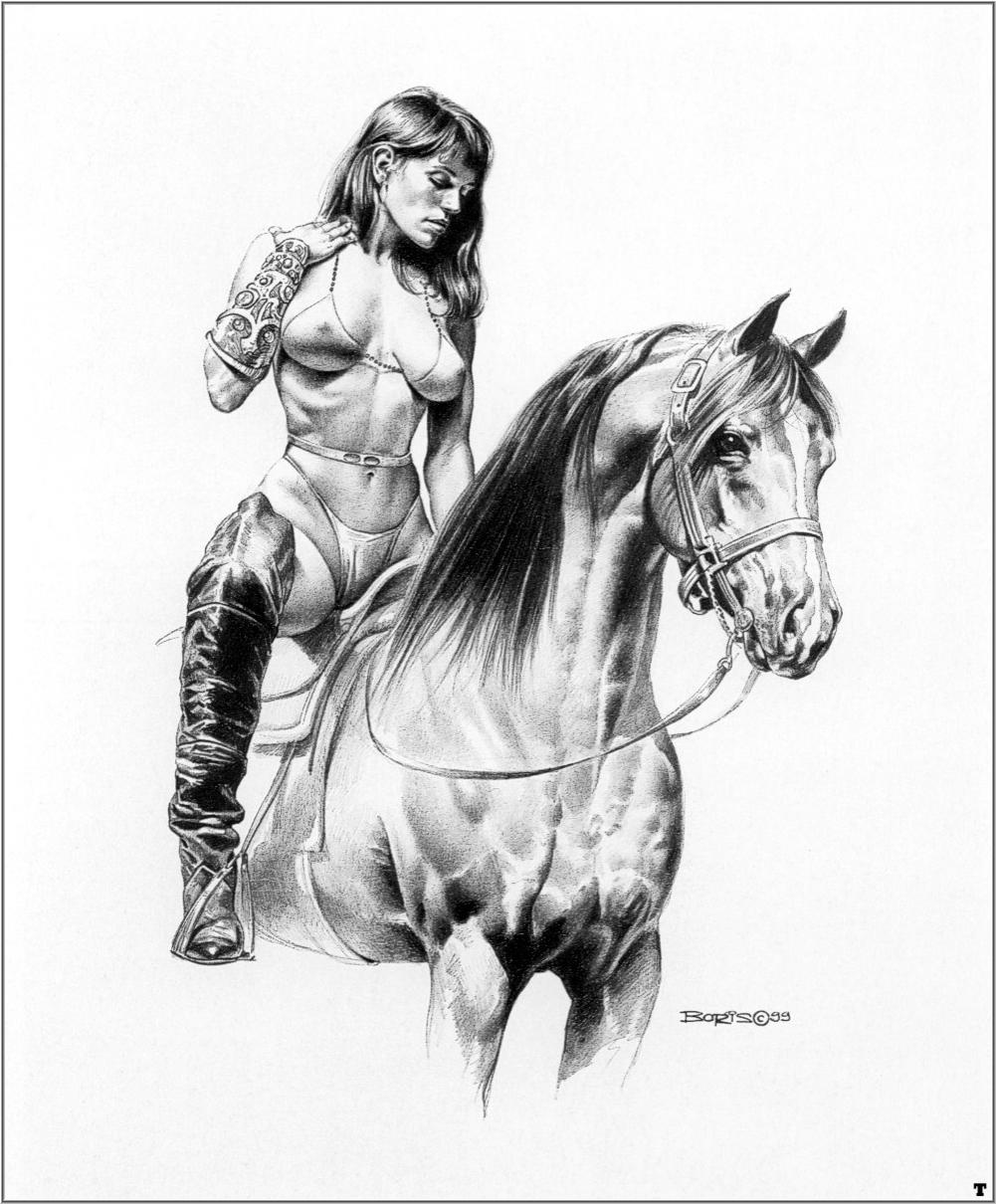 Black and white fantasy sex drawings sexy comic